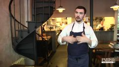 Le restaurant le Septime à Paris