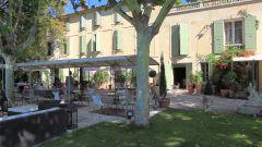 L'hôtel Le Mas Saint Florent à Arles
