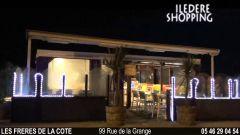 Le restaurant Aux frères de la Côte à Ars-en-Ré