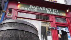 Le restaurant Le Bacaretto à Honfleur