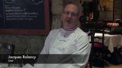 Le restaurant Rolancy's à Nice