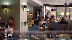 Le restaurant SW Café à Toulouse