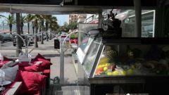 Le restaurant Le Milano à Fréjus