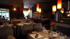 Le restaurant La Flambée à Deauville