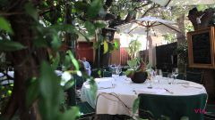Le restaurant La Villa à Marseille