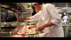 Le restaurant Le Meurin à Busnes