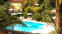 L'hôtel La Bastide de Saint-Tropez