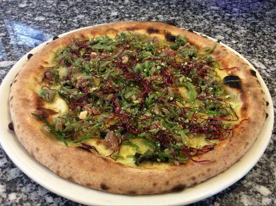 Pizza de Février