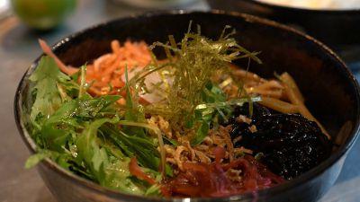 Restaurant Ramen Bowl