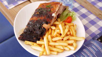 Restaurant Le Pavillon Bleu