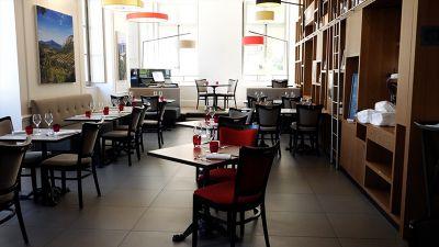 Restaurant Carré du Palais