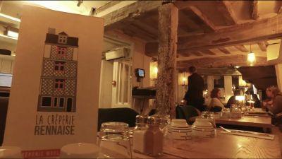 Restaurant La Crêperie Rennaise