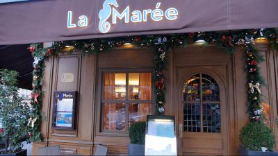 Restaurant La Marée Paris