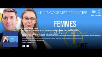 Interview de Valérie Milward chez Radio Patrimoine