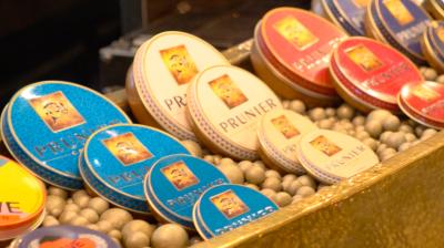 Restaurant Prunier - Caviar & Saumon
