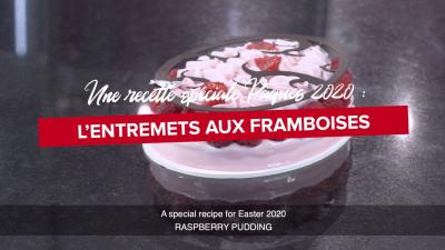Matfer Bourgeat - Entremets Framboises