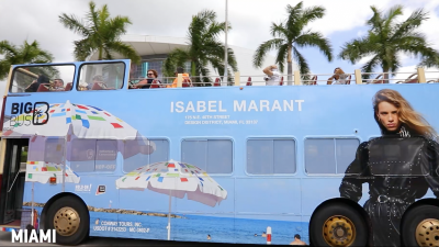 Hold On x Isabel Marant - montage