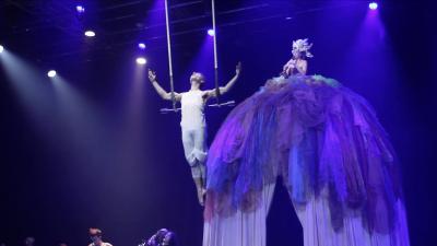 Théâtre des Calanques - vidéo spectacle