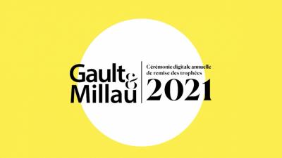 Gault&Millau - Cérémonie digitale lancement 2021