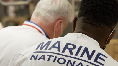 Toques Françaises x Marine Nationale - 20 ans