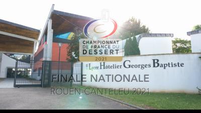 Championnat de France du Dessert 2021 - Culture Sucre