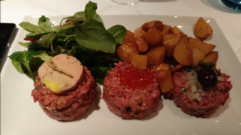 Restaurant Le Bar Romain à Paris