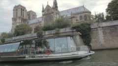 Restaurant Bateaux Parisiens - Paris