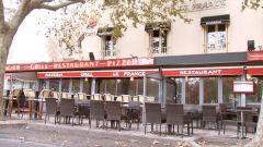 Brasserie Le France à Arles
