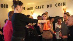 Restaurant Café du Coin - Paris