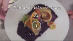 Vidéo - La recette du Homard Tête de Veau par Christian Tetedoie