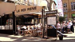 Café du Roi René à Aix-en-Provence