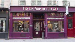 Les Fous de l'Ile à Paris