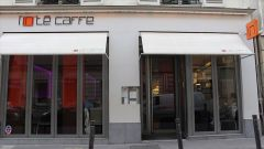 L'Inte Caffe à Paris