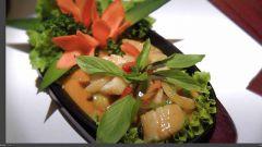 Vidéo - Restaurant Bouddha - Sens