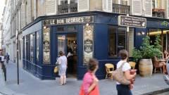 Le Bon Georges à Paris
