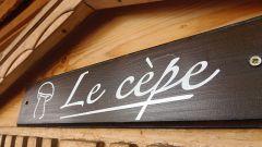 Restaurant Le Cèpe à Allues
