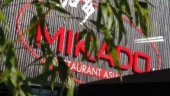 Mikado à Beaucouzé