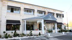 Hôtel de la Paix à Bapaume