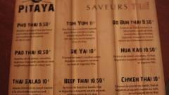 Vidéo - Restaurant Pitaya - Caudéran - Bordeaux