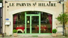 Le Parvis Saint Hilaire à Mans