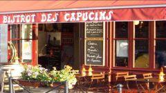 Le bistrot des capucins à Bordeaux
