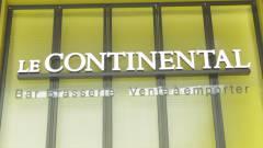 Le Continental à Rennes
