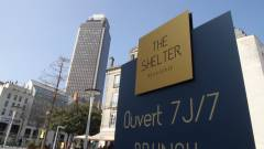 The Shelter à Nantes