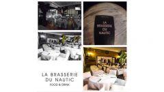 La Brasserie du Nautic à Sainte-Maxime