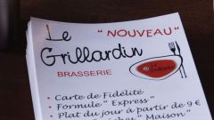 Restaurant Le Grillardin - La Bassée