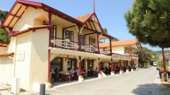 Hôtel de la Plage Chez Magne à Lège-Cap-Ferret