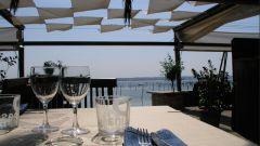 Pinasse Café à Lège-Cap-Ferret