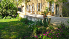 La Villa Marie Jeanne à Marseille