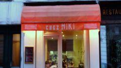 Chez Miki à Paris