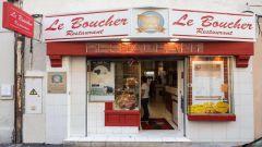 Restaurant le Boucher à Marseille